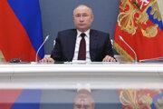 Prezident Putin.