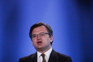 Šéf ukrajinskej diplomacie Dmytro Kuleba.