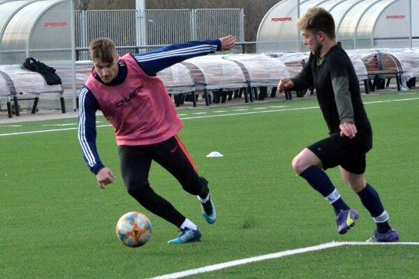 Aj futbalisti Fomatu už začali trénovať.