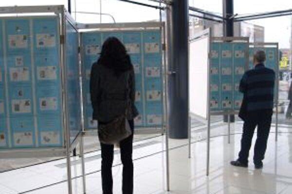Výstava 20 rokov slovenskej známkovej tvorby je v Mlynoch otvorená do 25. januára.