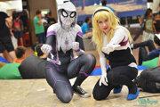 Cosplay súťaže sú na Comics Salóne & AnimeSHOW veľmi obľúbené