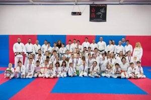 Karate klub Myiagi Lučenec.