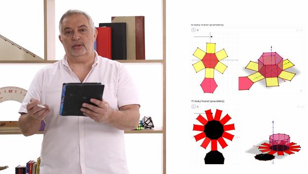 Jozef Zvolenský začínal matematické videá robiť pre svojich žiakov počas online vzdelávania, no rozšírili sa aj ďaleko za hranice jeho triedy.