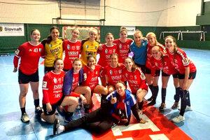 Šalianky si z Prešova odniesli víťazstvo rozdielom 15 gólov.