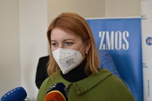 Zuzana Germanová.