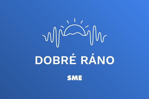Logo podcastu Dobré ráno.