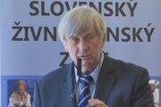 Stanislav Čižmárik, prezident Slovenského živnostenského zväzu.