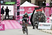 Peter Sagan dnes na Giro d'Italia 2021 - 1. etapa LIVE cez online prenos.