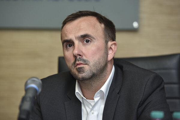 Riaditeľ Útvaru hodnoty za peniaze ministerstva financií Štefan Kišš.