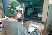 Diagnostika testov na ochorenie Covid-19.