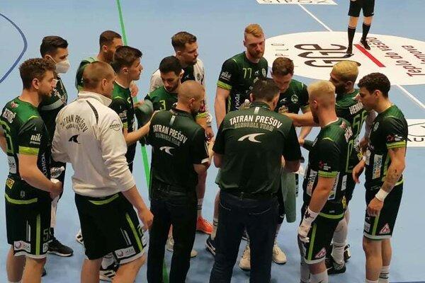 Prešovčania v Považskej Bystrici vyhrali o šestnásť gólov.