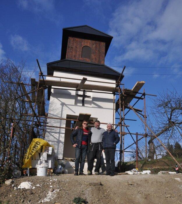 Rekonštruovaná požiarna zvonica