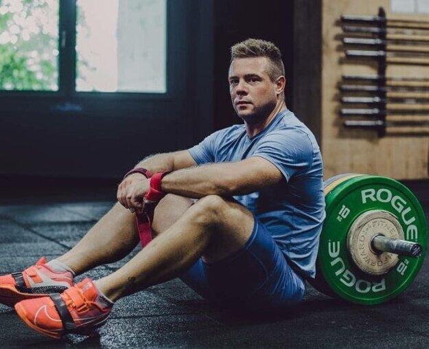 V Red Royal Gym-e sa pripravuje aj úspešný olympionik Marcel Lomnický.