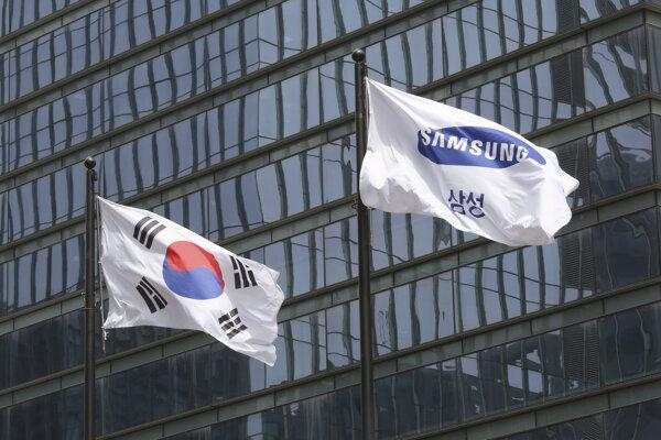 Juhokórejský koncern Samsung chce do roku 2030 investovať 125 miliárd eur do biznisu s modernými procesormi a zmluvnej výroby.
