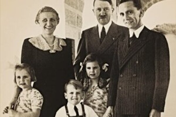 Gerald Posner: Hitlerove deti