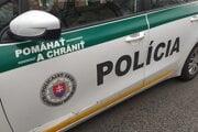 Polícia. Ilustračné foto.
