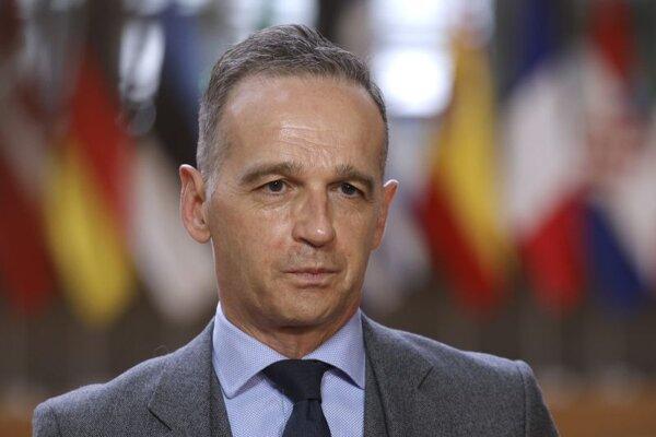 Heiko Maas, spolkový minister zahraničných vecí.
