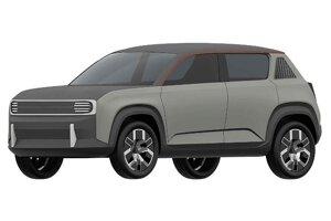 Koncept nového Renaultu 4.