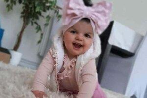 Sofinka sa narodila s množstvom závažných diagnóz.
