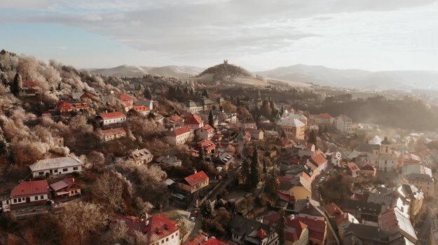 Banská Štiavnica je mestom najdlhšej ľúbostnej básne sveta.