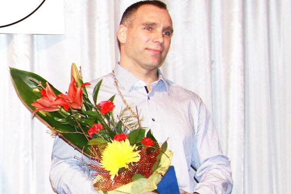 Peter Kokoška vyhral anketu už 5-krát.
