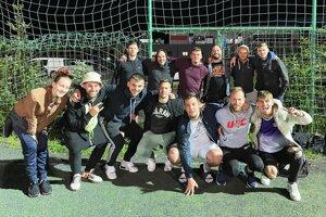 Mužstvo Nitry sa prvýkrát prebojovalo do finále superligy v malom futbale.