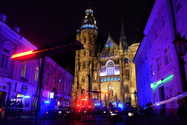 Známy pohľad na Dóm. Košice sa chcú odteraz prezentovať aj inak ako len pamiatkami.