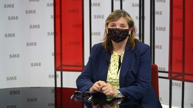 Rozhovory ZKH: Iveta Lazorová.
