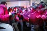 V Rusku sa stupňujú represálie voči vlastným občanom.