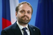 Český minister zahraničných vecí Jakub Kulhánek.