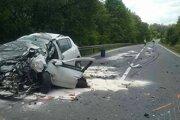 Tragická nehoda sa stala pri Krupine.