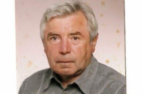 Osemdesiatnik a veľký športovec Dušan Kráľ.