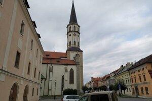 Veža Baziliky sv. Jakuba v Levoči má piaty najvyšší výhľad na Slovensku.