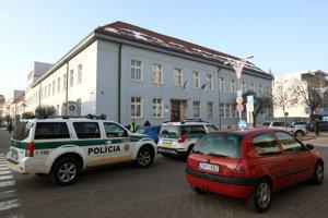 Okresný súd vo Zvolene.