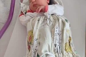 Mária Staňová (3630 g,48 cm) sa narodila 27. apríla Ľubici a Mariánovi z Ladiec