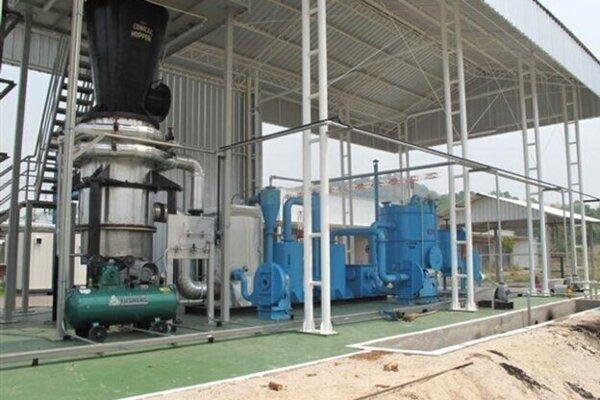 Technológia splyňovania biomasy. Investor odmieta, že by mal znečisťovať životné prostredie.