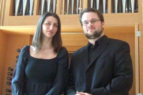 V nedeľu na festivale štvorručne zahrajú Mária Plšeková a Marek Štrbák.