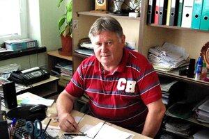Anton Tulik na archívnej snímke.