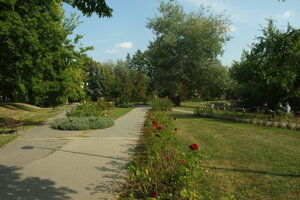 Ružový park