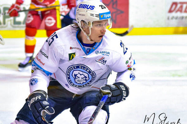 Samuel Buček za Nitru dal už 55 gólov.