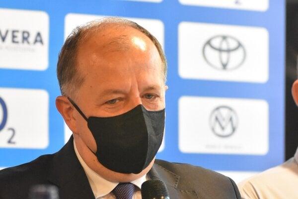 Richard Rybníček, prezident Únie miest Slovenska a primátor Trenčína.