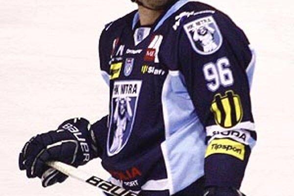 Radoslav Kropáč by rád hral za Nitru aj v budúcej sezóne.