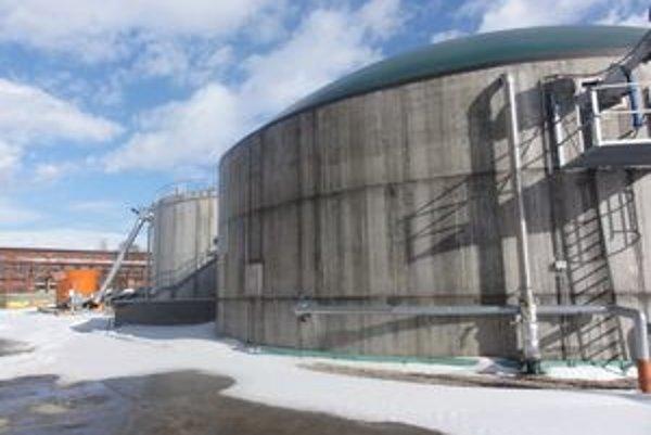 Spoločnosť si veľa sľubuje od bioplynového zhodnotenia.
