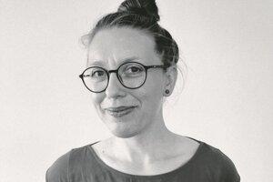 Riaditeľka Činohry SND Miriam Kičiňová