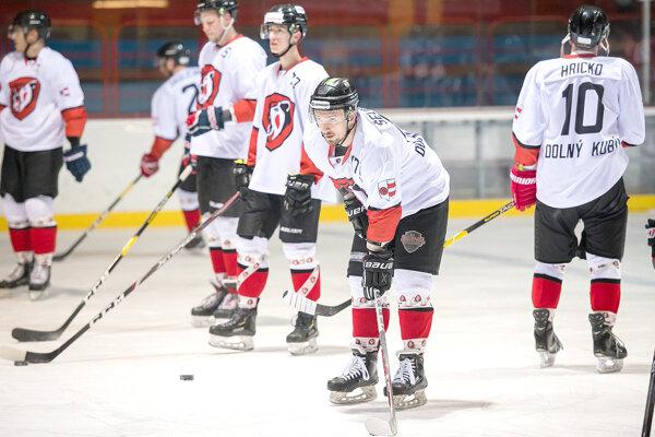 Hokejisti Dolného Kubína odohrajú prvý zápas proti Považskej Bystrici, účastníkovi prvej ligy.