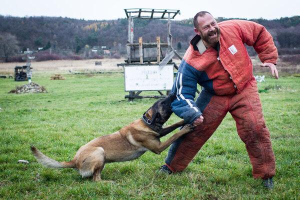 Od nového roka bude, až na výnimky, zakázané držať psa na reťazi.