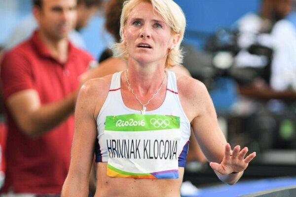 Lucia Hrivnák Klocová.