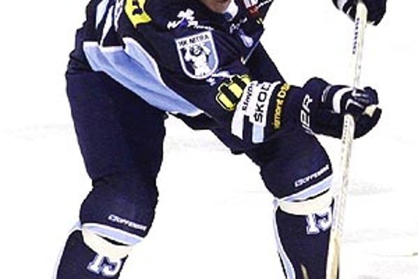 Jozef Stümpel odohral za Nitru dva zápasy a opäť sa pobral za zahraničným angažmánom.