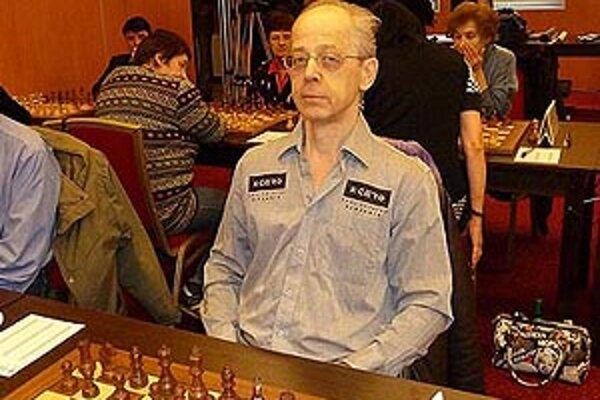 Na šampionáte reprezentoval aj firmu K CERO.