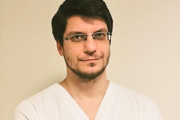 Neurológ Ján Necpál.